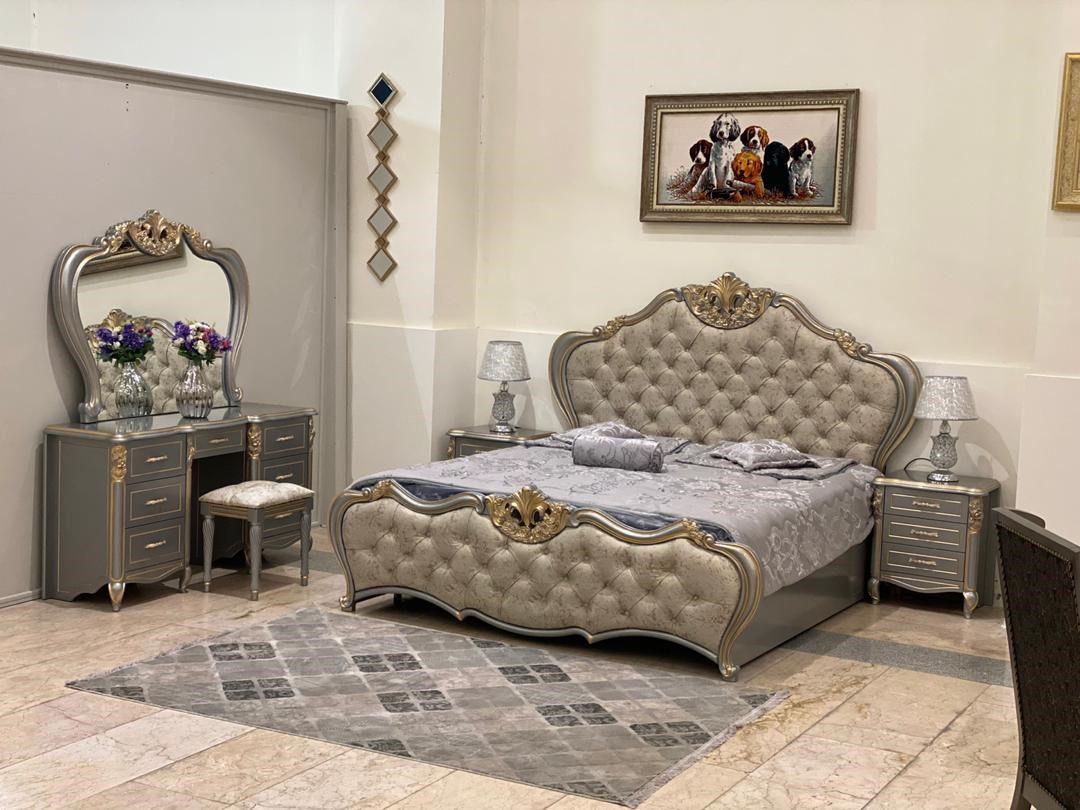 تخت خواب طبقهای